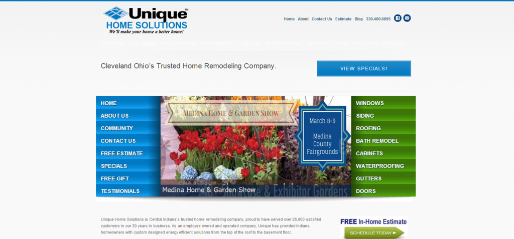 Unique home solutions 28 images kiwanis club of for Unique home solutions job review